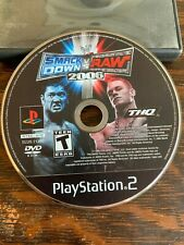 WWE SmackDown vs. Raw 2006 (Sony PlayStation 2 PS2) - DISC ONLY