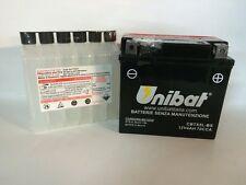 CBTX5L-BS  BATTERIA MOTO UNIBAT 4 AH 70 A (EN) - COD. YUASA YTX5L-BS