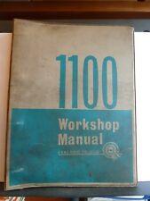 AUSTIN 1100 - FACTORY WORKSHOP MANUAL IN RING BINDER  BMC AKD3615
