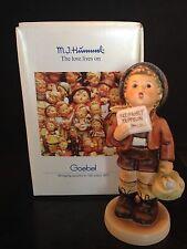 "Goebel M.I. Hummel "" A FREE FLIGHT"" # 569 TMK 7 with Original Box"