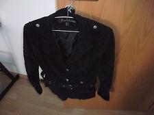 Übergangsjacke Cord schwarz Gr.L von Fishbone 1mal getragen