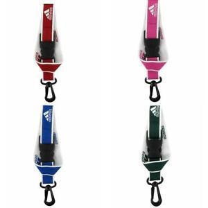 Adidas Lanyard Detachable Keychain ID Badge Phone Holder Pick One of Six Colors