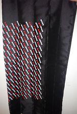 Halstuch Tuch Kawasaki Fan-Bekleidung schwarz 70x70 cm