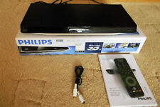 Philips BDP5500 3D Blu-Ray Player - in schwarz - Zustand 1A