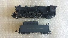 Custom NJ Brass PRR 2-8-2 Class L1 Steam Locomotive & Tender