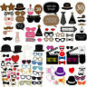 Funny Photo Booth Party Props Fun Selfie Instagram Glasses Photography Decor