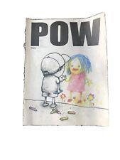 Banksy POW marks & Stencils Magazine Dran
