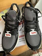 Skechers Black White Tennis shoes womens size 9