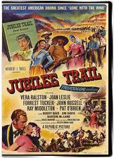 Jubilee Trail 1954 DVD Vera Ralston, Forrest Tucker, Joan Leslie, Ray Middleton