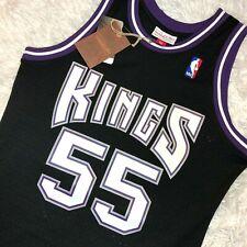 New Mens Mitchell & Ness Jason Williams Sacramento Kings Swingman Jersey Sz S