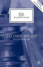 St James's Place Tax Guide 2006-2007, Very Good Books