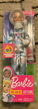 """Mattel-60 Inspiring Girls Since 1959- You Can Be Anything-12"""" Astronaut Doll"""