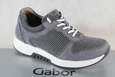 Gabor Zapatillas Deportivas de Mujer Zapatos Cordones Calzado Mocasines Nuevo