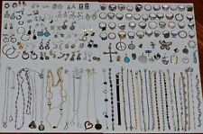 Vintage Sterling Silver 925 Stamped Mixed Jewelry Lot 137 Pieces 782 Grams