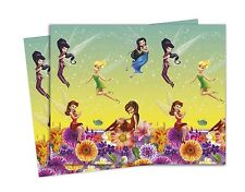 Tovaglia Plastica Trilli , Festa Compleanno Fairies PS 09626