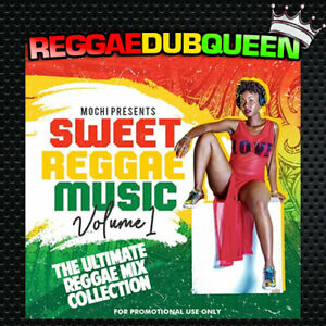 DJ Mochi - Sweet Reggae Music Volume 1 Mix. Reggae Mix CD. 2020