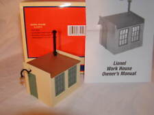 Lionel 6-37914 Work House Accessory O 027 2015 MIB New Illuminated in and out