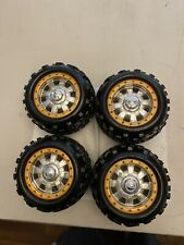 PRO-LINE WELD Commando  23MM RIMS FOR TMAXX, EMAXX, SAVAGE Monster Truck Wheels