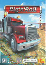 ** Rig 'n' Roll : King of the Road ** PC DVD GAME * Brand new and Sealed **