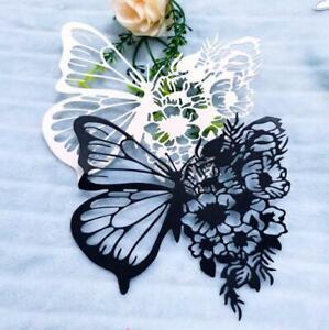 Butterfly Metal Cutting Dies Scrapbooking Album Paper Cards Crafts Embossing Die