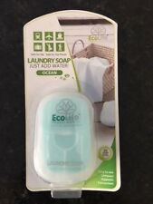 Eco Life Laundry Soap Travel, Camping Ocean