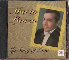 Mario Lanza / My Song Of Love - New & Sealed
