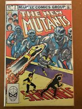 The New Mutants 2 --(NM/MT condition)-- Marvel Comics Group