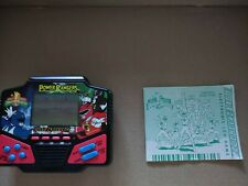 Tiger Barcodzz Power Rangers LCD Game