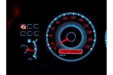 Toyota Corolla E11 design 2 glow gauge plasma dials tachoscheibe glow shift indi