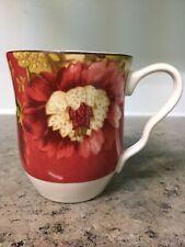 "222 FIFTH ""LUTECE"" COFFEE TEA MUG CUP"