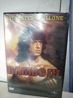 Rambo III DVD Sylvester Stallone