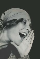 Lily Brik, 1924, Alexander Rodchenko Photography Constructivism Poster