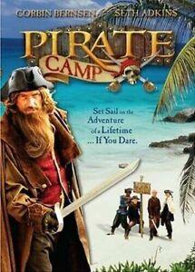 Pirate Camp DVD Kids Movie 2007 Adventure Pirates - REGION 1