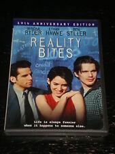 DvD movie Reality Bites, Winona Ryder, Ethan Hawke, Ben Stiller Janeane Garofalo