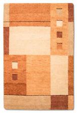 Alfombras de color principal multicolor para pasillos, 100% lana de gabbeh