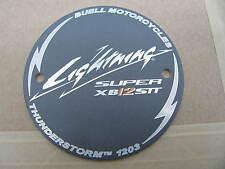 New Harley Davidson Buell Timer Cover Lightning Super Thunderstorm 1203 XB12Stt
