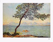 Claude Monet Poster Kunstdruck Bild Cap d Antibes 50x65 cm Kostenloser Versand