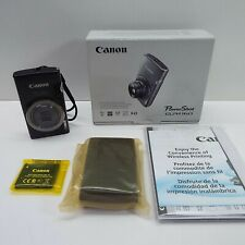 Canon PowerShot ELPH 160 20.0 MP Digital Camera SILVER (Charger + Battery) E700