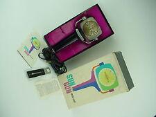 Sylvania Sun Gun SG-1 Vintage Movie Light Complete w/ Bracket, Manual & Box