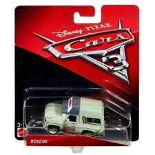 CARS 3 - ROSCOE -  Mattel Disney Pixar