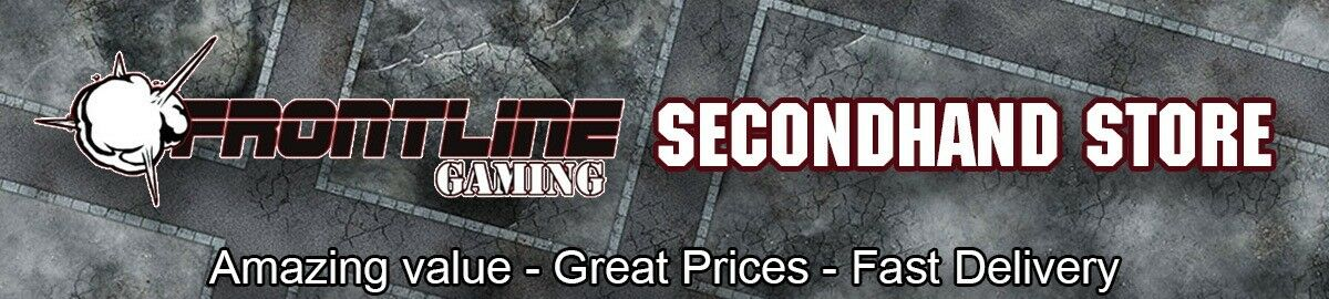 Frontline Gaming Secondhand Store