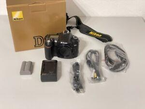Nikon D90 Body Gehäuse - 5600 Auslösungen