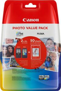 Canon PG-540XL CL-541XL Photo Value Pack (5222B013) Value Pack Originali