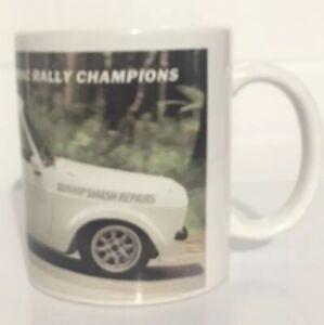 2012 Classic Australian Tarmac Rally Champions Collectable Mug