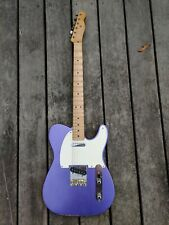 Fender Road Worn 50's Telecaster Purple Sparkle with extras