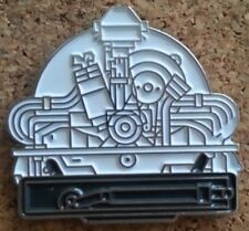 Vintage VW Volkswagen/PORSCHE AIR COOLED ENGINE Logo Lapel or Hat Pin Tie Tack
