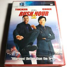 Rush Hour 2 (Dvd, 2001, Action, Comedy) New & Sealed