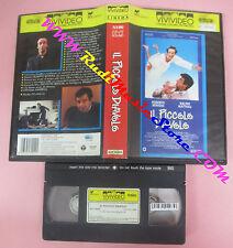 VHS film IL PICCOLO DIAVOLO 1989 Roberto Benigni Walter Matthau (F155*) no dvd