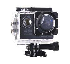 VIDEOPRO HD 4K WIFI Underwater Action Sports Camera 16MP 2 inch LCD Black