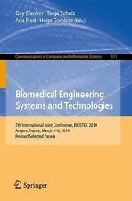 Communications in Computer and Information Science: Biomedical Engineering...